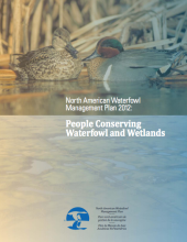2012 NAWMP Revision Cover