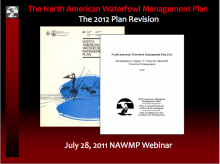Cover of the July 27th 2011 Webinar